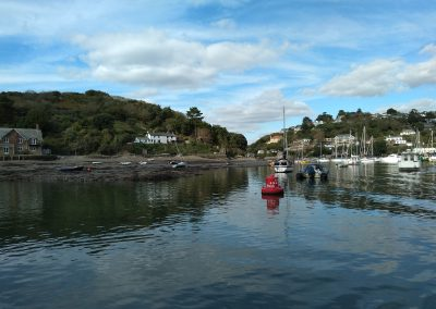 The Spit buoy